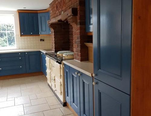 Paint Kitchen Units